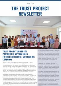 April-June 2021 Newsletter